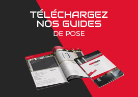 Télécharger nos guides de pose